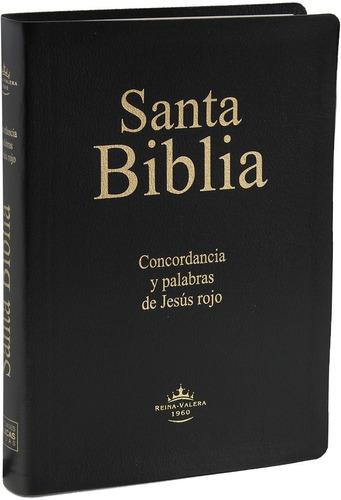 biblia letra gigante cuero reconstruido reina valera 1960