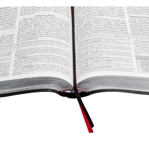 bíblia  macarthur de estudo + de 20.000 notas de estudo