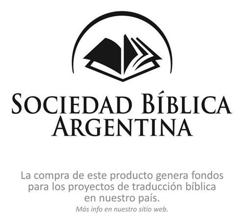 biblia misionera con cierre azul reina valera 1960