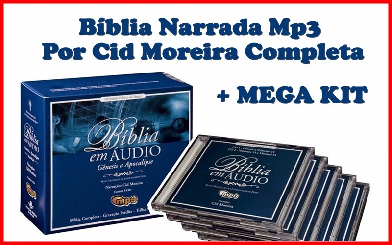 biblia narrada cid moreira mp3