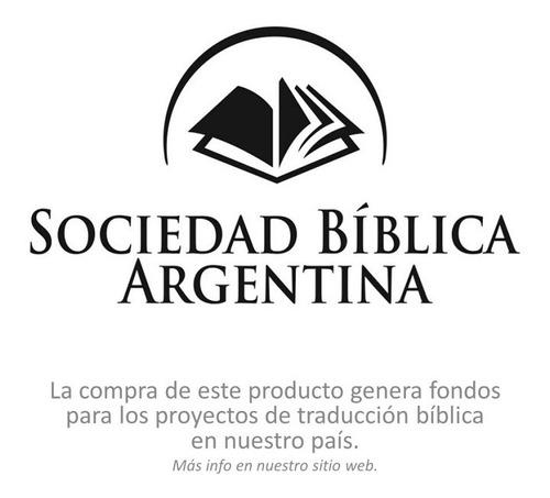 biblia negra misionera con cierre reina valera 1960