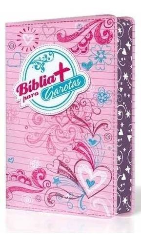 bíblia + para garotas ntlh rosa hayley dimarco