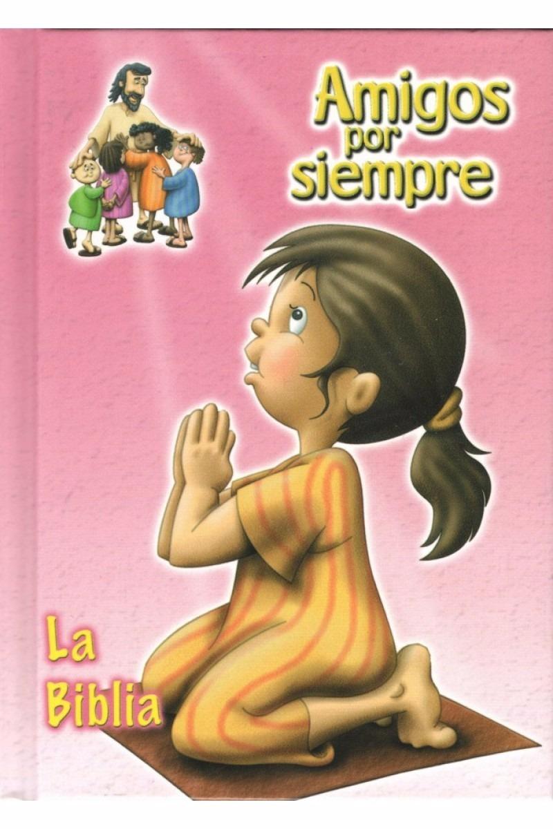 Biblia Para Niños - Amigos Por Siempre - $ 450,00 en Mercado Libre