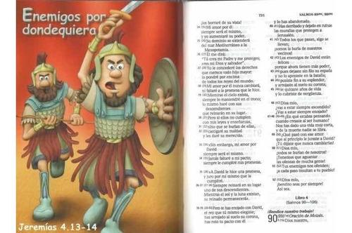 biblia para niños amigos por siempre rosa reina valera 1960