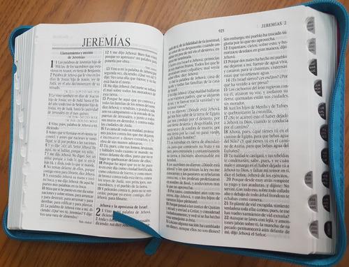 biblia reina valera 1960 bicolor con flores