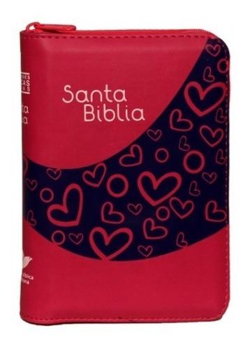 biblia reina valera (1960) flexible-fucsia