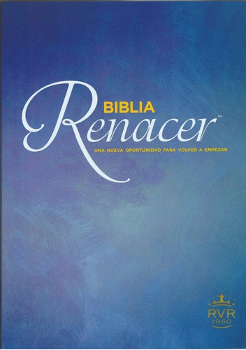 biblia renacer rustica reina valera 1960 envío