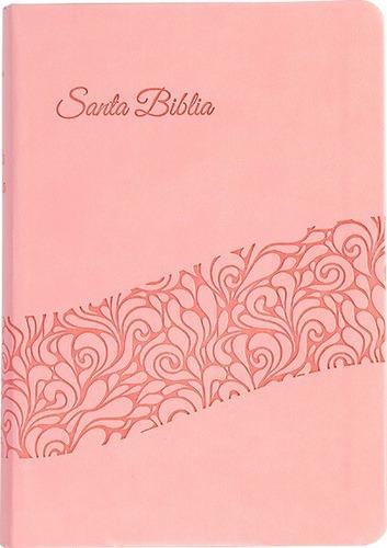 biblia rvr 1960 · regalos y premios · símil piel rosa