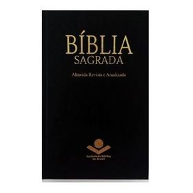Bíblia Sagrada - Tradução Almeida Revista E Atualizada Sbb