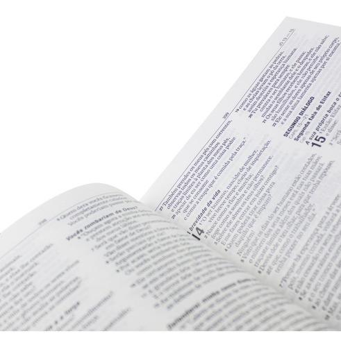 bíblia sagrada capa c/ detalhes leão nova almeida atualizada