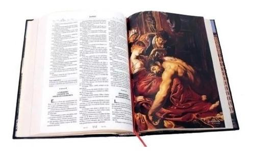 bíblia sagrada católica  n. senhora artigos religiosos