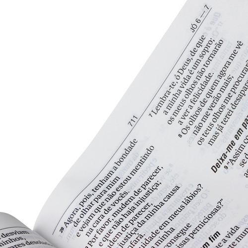 biblia sagrada com letra gigante, com indice capa cruz | sbb