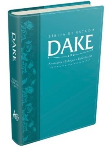bíblia sagrada de estudo dake feminina
