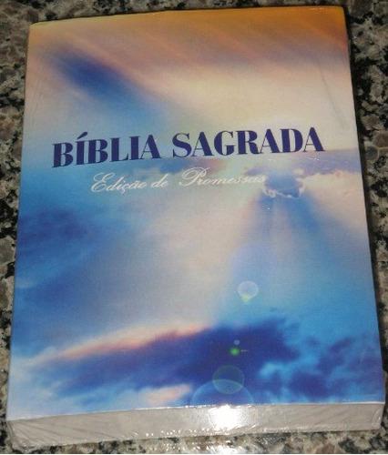 bíblia sagrada - ediçao de promessas