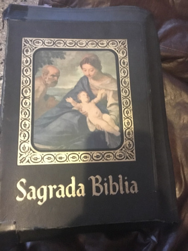 biblia sagrada familia 1972