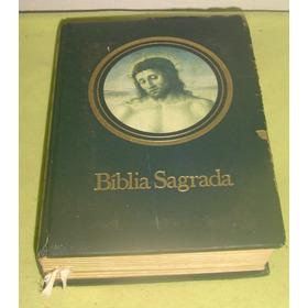 Biblia Sagrada Ilustrada Antiga - Edição Ecumênica -mirador.