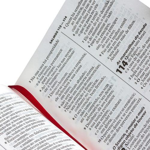 bíblia sagrada letra grande lilas sbb almeida revisada