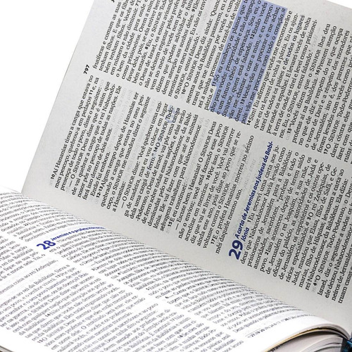 bíblia sagrada palavra da vida nova tradução linguagem de hj