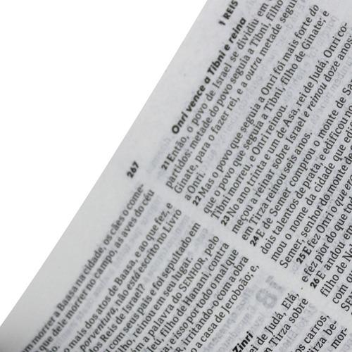bíblia ultra fina slim almeida várias cores de capa