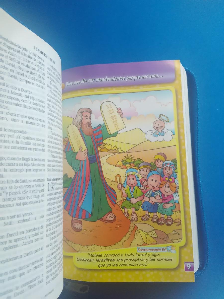 Biblia,biblia Para Niños,niños,biblia Alegria Para Niños