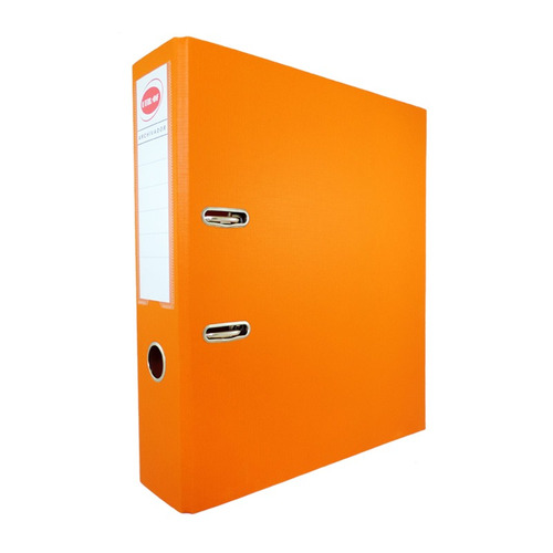 bibliorato plastificado a4, a4, naranja