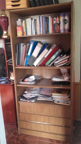 biblioteca 177 de alto x 79 de ancho x 44 de profundidad