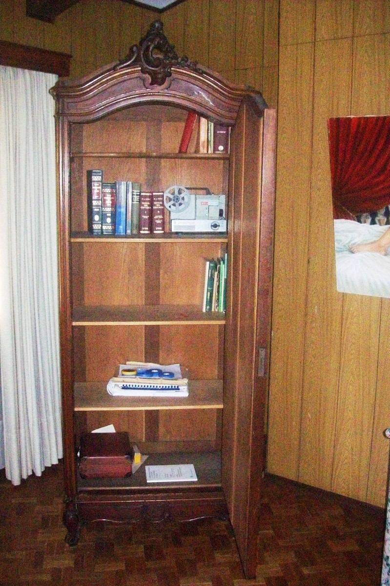 Muebles biblioteca antiguos 20170808222827 for Muebles con puertas viejas