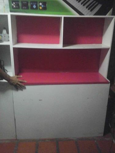 biblioteca cajón multiuso medidas 1,40x1,14cm en buen estado