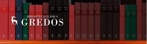 biblioteca clásica gredos - 2015-2017