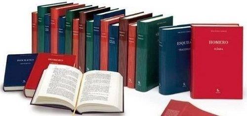 biblioteca clásica gredos (varios)