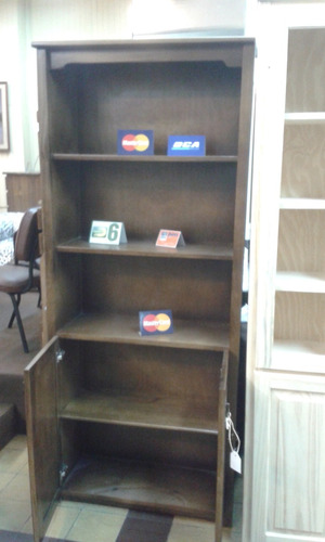 biblioteca clasica | puertas | pino maciza | montetrani