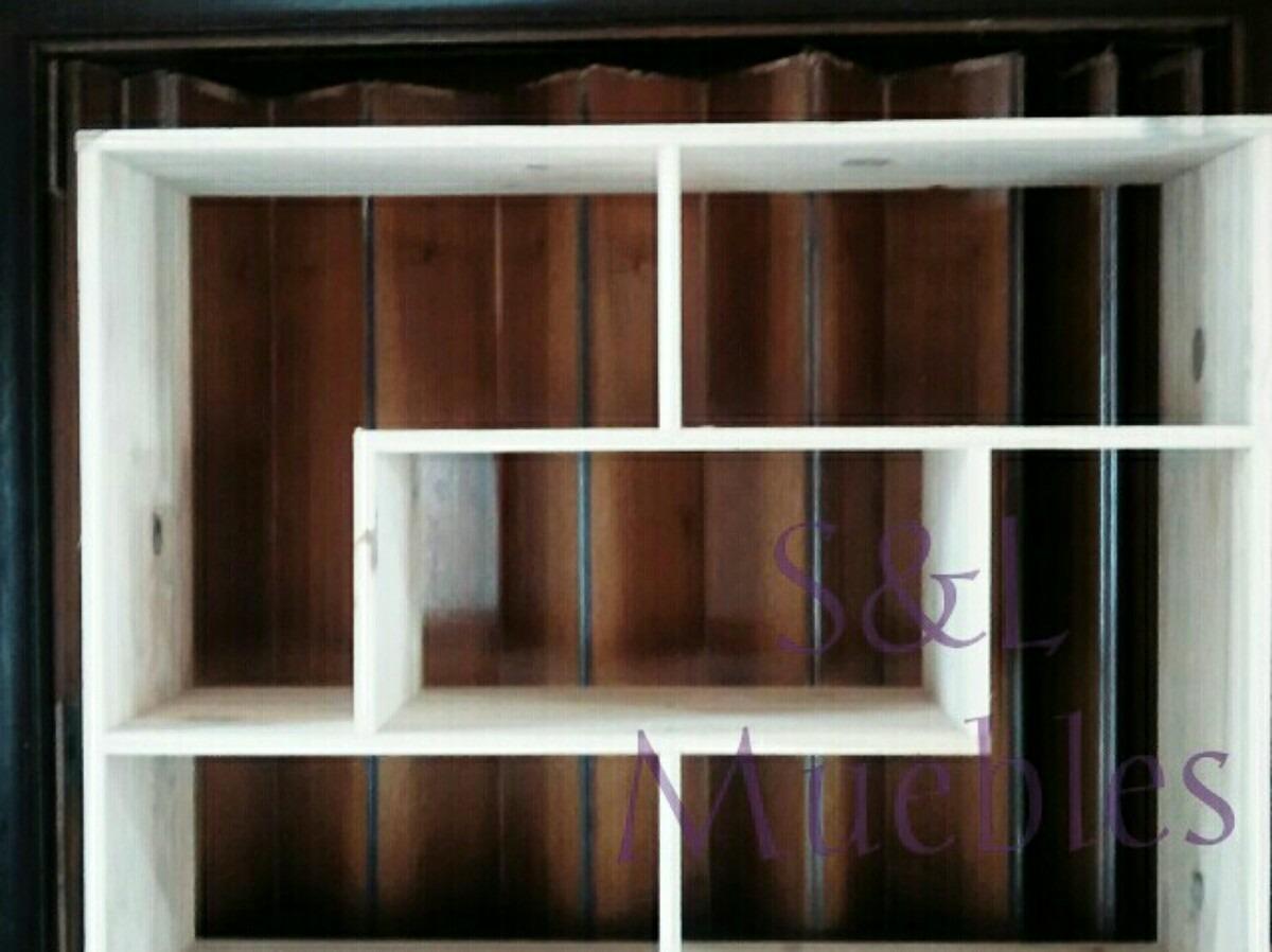 Biblioteca Cubo De Pino 690 00 En Mercado Libre # Muebles De Pino Coghlan
