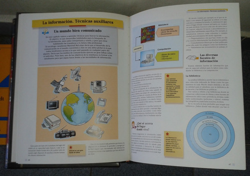 biblioteca de aprendizaje interactivo mundo hispano