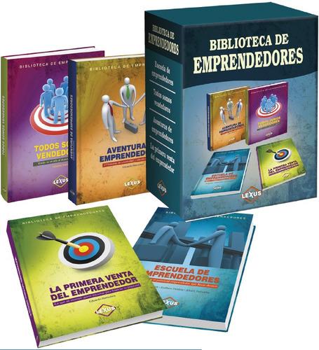 biblioteca de emprendedores vendedores comercio y marketing