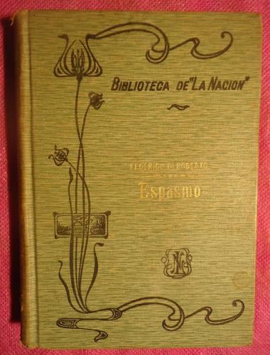 biblioteca de la nación.espasmo,federico di roberto,1910