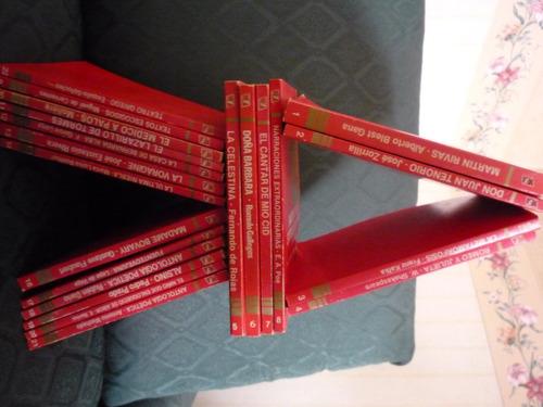 biblioteca de oro del estudiante.........22,tomos