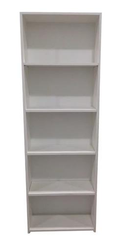 biblioteca despensero 180x60x30 melamina 18mm