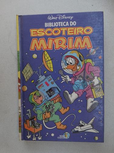 biblioteca do escoteiro mirim nº 4! nova cultural 1985!