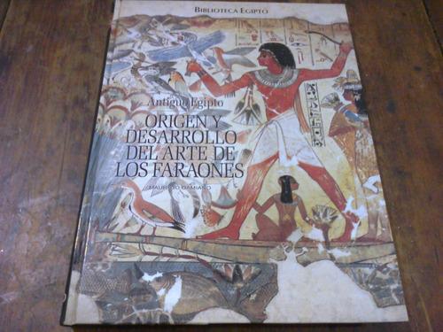 biblioteca egipto - origen y desarrollo del arte
