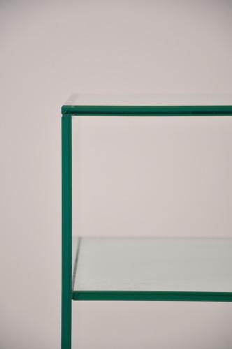 biblioteca en vidrio10mm! estantería modular