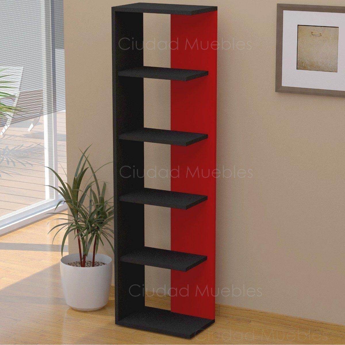 Biblioteca estante de melamina s 160 00 en mercado libre - Estantes para armarios empotrados ...