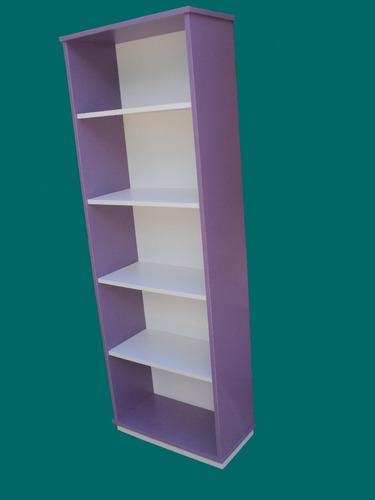 biblioteca-estanteria de 80cm - comercios-oficinas - blanca