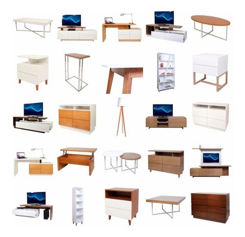 biblioteca estanteria madera laqueada forbidan muebles