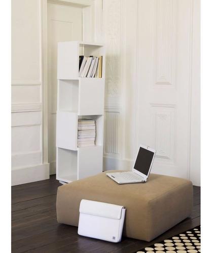 biblioteca estanteria - modelo cubo - green muebles