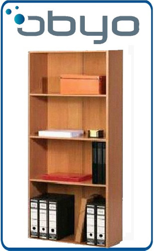 biblioteca estanteria obyo-418