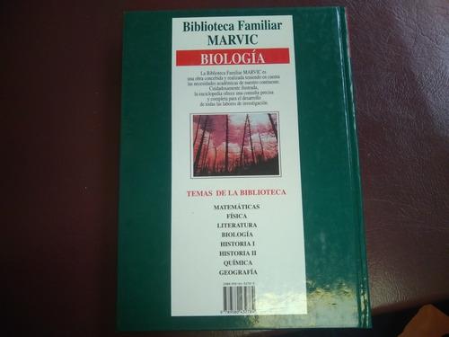 biblioteca familiar marvic tomo de biología