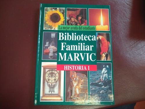 biblioteca familiar marvic tomo de historia 1