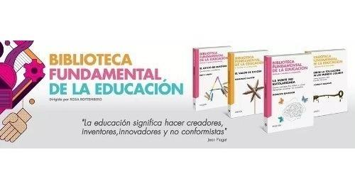 biblioteca fundamental de la educación la nación