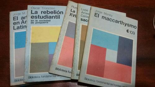 biblioteca fundamental del hombre moderno