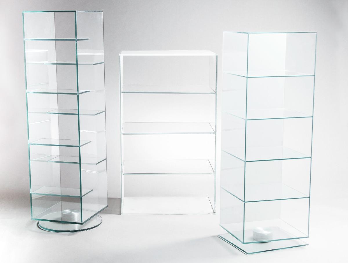 Ikea vitrinas de cristal cheap vitrina acristalada ikea - Estanterias de cristal ...
